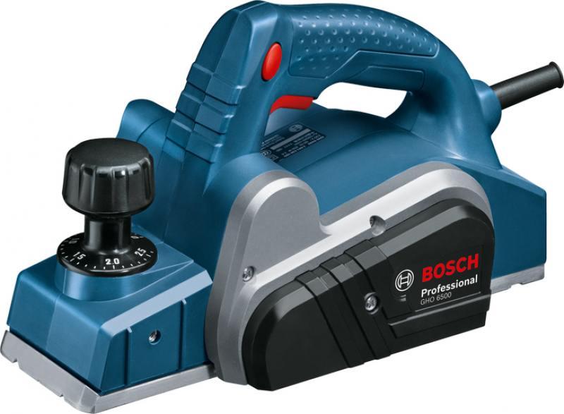 Рубанок Bosch GHO 6500 (0601596000) рубанок bosch gho 6500 650вт