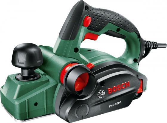 Рубанок Bosch PHO 2000 680Вт 82мм 06032A4120 рубанок электрический gho 6500 650 вт 82 мм bosch