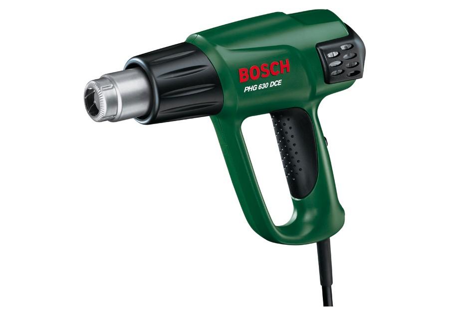 Фен технический Bosch PHG 600-3 1800Вт фен bosch phd5767