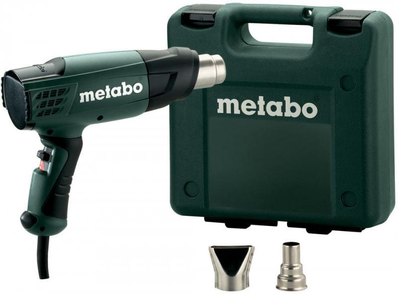 Фен технический Metabo H 16-500 1600Вт 601650500 от OLDI
