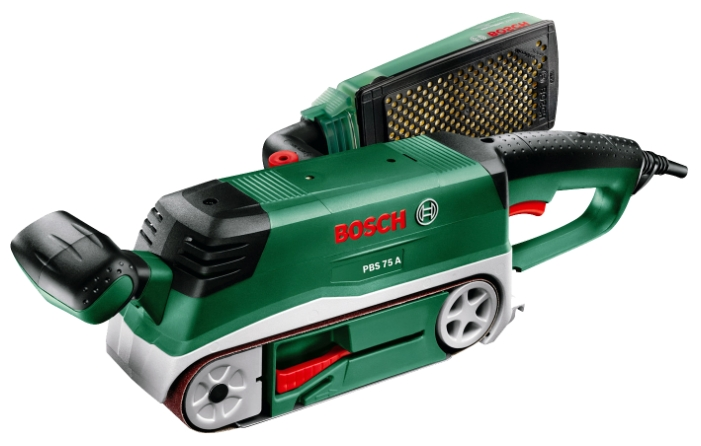 Ленточная шлифовальная машина Bosch PBS 75 A (06032A1020)