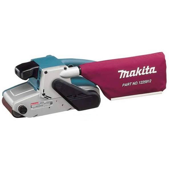 Ленточная шлифовальная машина Makita 9404 1010Вт ленточная шлифовальная машина status bs75