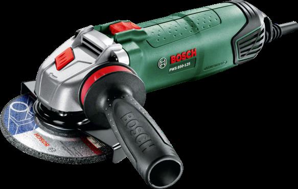 Угловая шлифовальная машина Bosch PWS 850-125 (06033A2720)