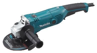 Угловая шлифовальная машина Makita GA5021C машина шлифовальная угловая makita 9565hz