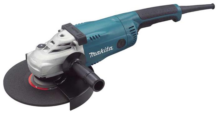 Угловая шлифомашина Makita GA9020SFK 2200Вт 230мм шлифмашина угловая ga9020sf 2200вт 230мм болгарка makita