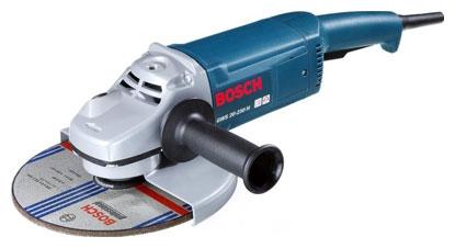 Угловая шлифовальная машина Bosch GWS 20-230 H (0601850107) угловая шлифовальная машина sturm ag9515p