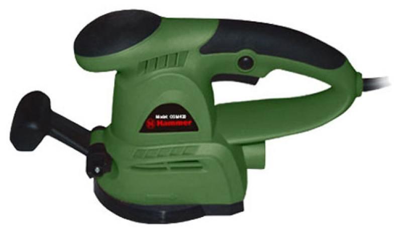 Эксцентриковая шлифмашина Hammer OSM430 430Вт 125мм