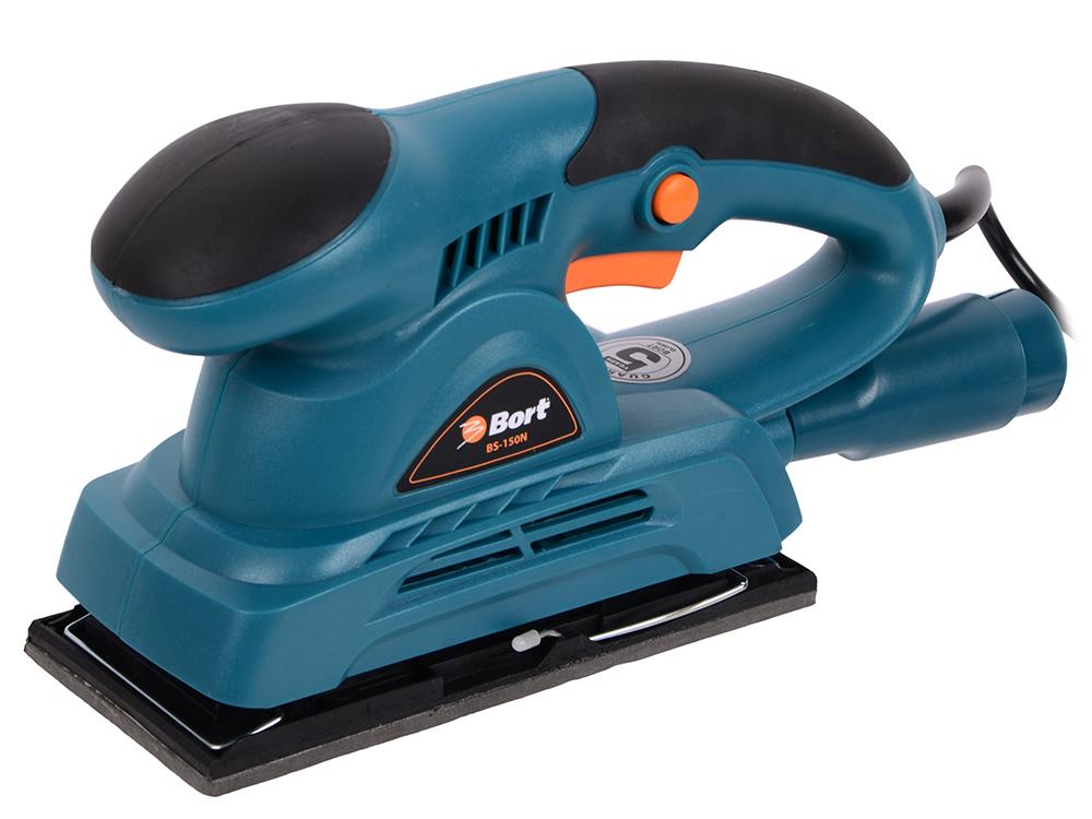 Виброшлифовальная машина Bort BS-150N