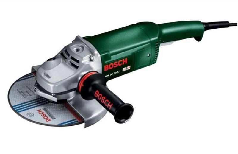 Угловая шлифовальная машина Bosch PWS 20-230 J (0603359V00)