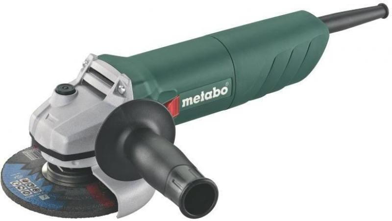 Угловая шлифовальная машина Metabo W 850-125 (601233010) стоимость
