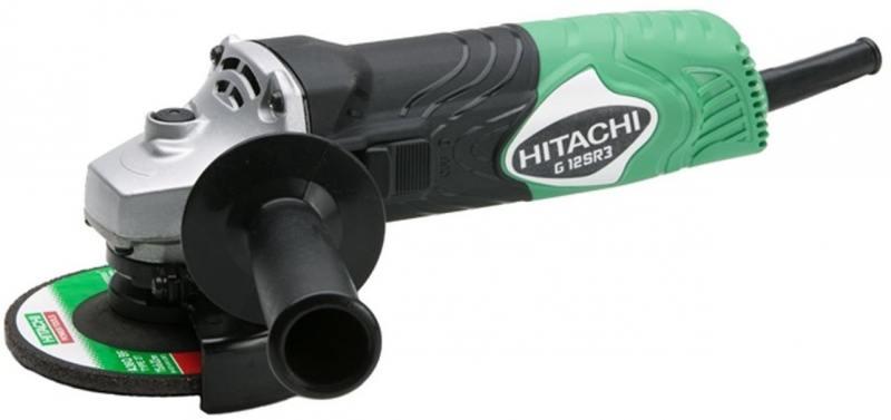 Угловая шлифомашина Hitachi G12SR4 730Вт 115мм