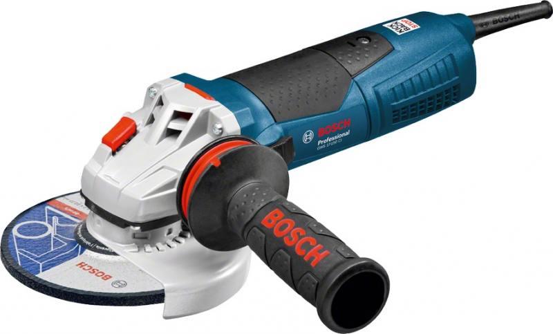 цена на Угловая шлифмашина Bosch GWS 17-150 CI 1700Вт 150мм
