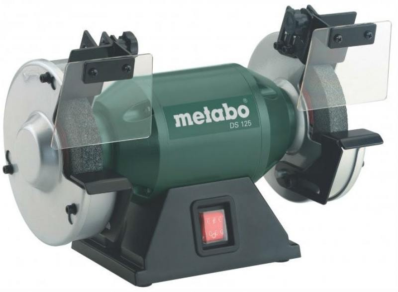 Станок точильный Metabo DS 125 619125000 станок точильный metabo ds 150 619150000