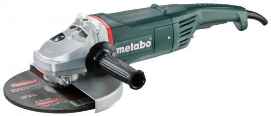 Угловая шлифомашина Metabo WX 2400-230 2400Вт 230мм 600379000 угловая шлифмашина metabo wx 17 180