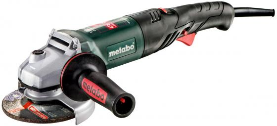 Угловая шлифомашина Metabo WEV 1500-125 Quick RT 1500Вт 125мм ушм болгарка metabo wev 17 125 quick inox rt 601092000