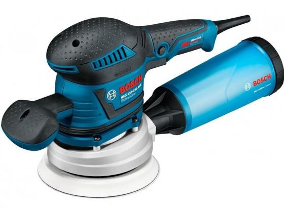 Эксцентриковая шлифмашина Bosch GEX 125-150 AVE 400Вт 125-150мм 060137B102 gex 150 ac