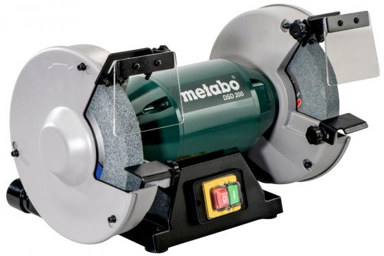 Станок точильный Metabo DSD 200 619201000 станок циркулярный metabo bks 450 plus 5 5 dnb 104605000