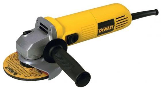 Угловая шлифомашина DeWalt DWE4015-KS 730Вт 125мм видеорегистратор sho me ntk 50fhd