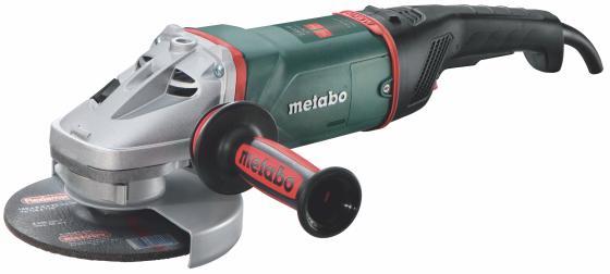 Угловая шлифомашина Metabo W26-180MVT 2600Вт 180мм 606473000 угловая шлифмашина metabo w 26 230 mvt 606474000
