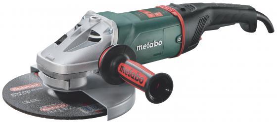 Угловая шлифомашина Metabo W22-230MVT 2200Вт 230мм 606462000 угловая шлифмашина metabo we 24 230 mvt 606469000