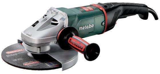 WE22-230MVTQuick УШМ 2200вт,защита,авибр,пов.р угловая шлифовальная машина metabo ушм wе26 230 mvt quick