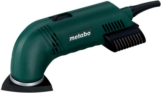 Дельташлифовальная машина Metabo DSE 300 INTEC 300 Вт мультишлифователь metabo fms 200 intec 600065500