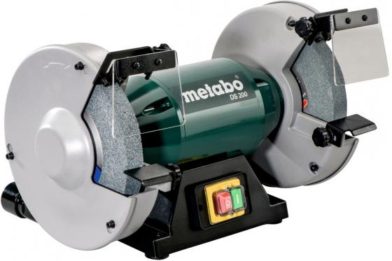 Станок точильный Metabo DS 200 мультишлифователь metabo fms 200 intec 600065500