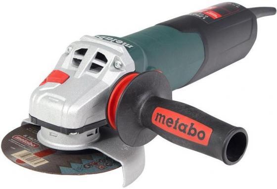 Угловая шлифомашина Metabo W12-125Quick 1250Вт 125мм 600398500