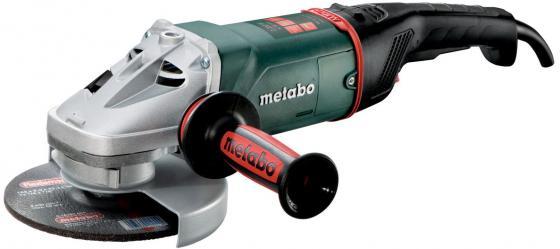 Углошлифовальная машина Metabo WE 22-180 MVT 180 мм 2200 Вт угловая шлифмашина metabo we 24 230 mvt 606469000