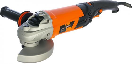 Углошлифовальная машина Patriot AG 125 125 мм 1300 Вт 110301215 отрезная система festool diamant dsg ag 125 768997
