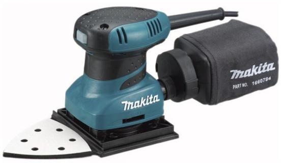 Виброшлифовальная машина Makita BO4565 виброшлифовальная машина makita bo3710