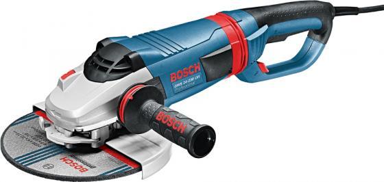 Углошлифовальная машина Bosch GWS 24-230 H 230 мм 2400 Вт углошлифовальная машина bosch gws 26 230 lvi 2600 вт 0601895f04