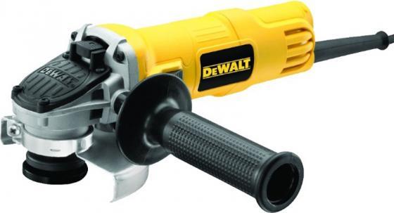 Углошлифовальная машина DeWalt DWE4150 115 мм 900 Вт