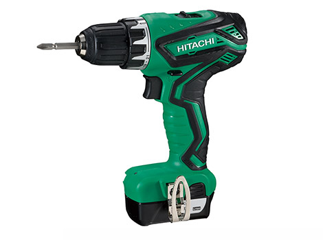 цена на Аккумуляторный шуруповерт Hitachi DS10DAL