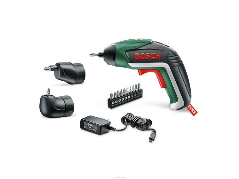 Аккумуляторная отвертка Bosch IXO 5 Set (06039A8022) электроотвертка bosch ixo v full 06039a8022