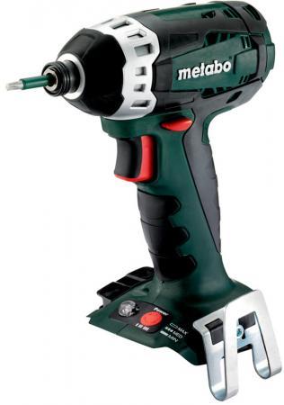 Гайковерт Metabo SSD 18 LTX 200 602196850 аккум гайковерт metabo ssd 18 ltx 200