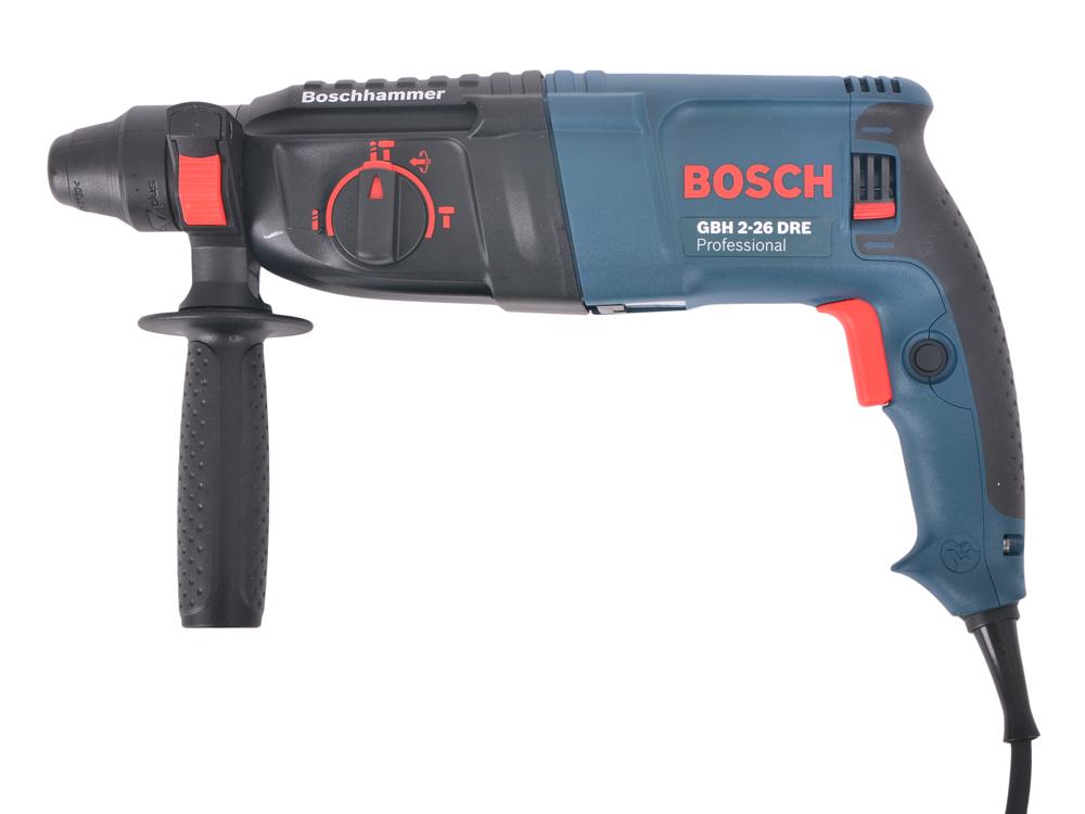Перфоратор Bosch GBH 2-26 DRE (0611253708) перфоратор аккумуляторный bosch gbh 18 v li compact 0 611 905 308