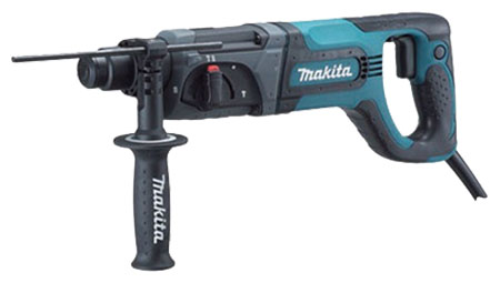 Перфоратор Makita HR2475 SDS-Plus 780Вт перфоратор sds plus makita hr2631ft