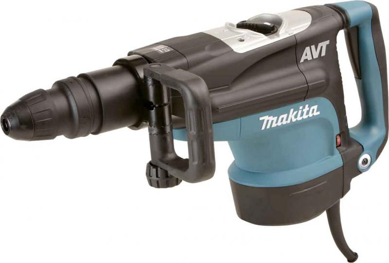 Перфоратор Makita HR5211C SDS-max 1500Вт перфоратор sds max makita hr3540c