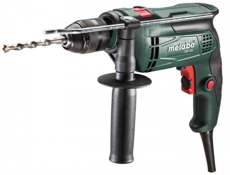 Дрель Metabo SBE 650 Impuls (600672500)