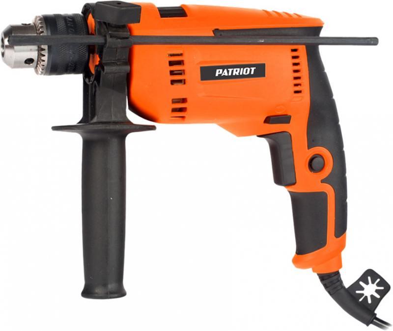 Дрель ударная Patriot FD600h 600Вт hammer drill patriot fd600h