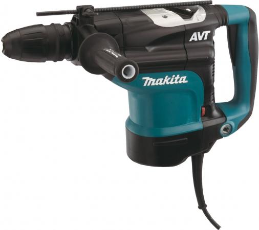 Перфоратор Makita HR4511C SDS-max 1350Вт перфоратор sds max makita hr3540c