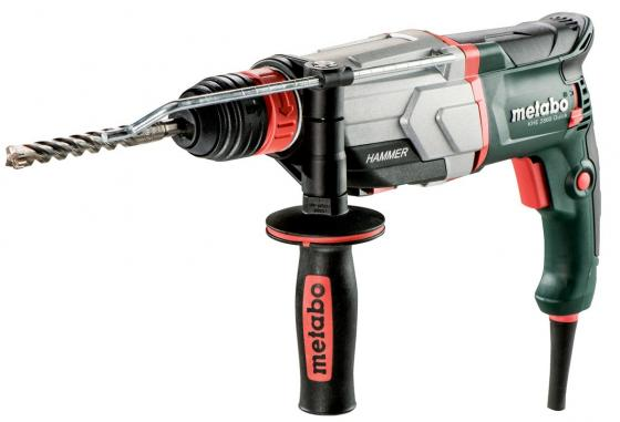 Перфоратор SDS Plus Metabo KHE 2860 Quick 880Вт 600878500 перфоратор metabo khe 2860 quick 600878510