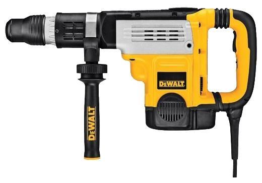 Перфоратор DEWALT D 25761 K SDSmax 1500Вт 2реж 15.5 по ЕРТА Дж 1150-2300уд/мин 9.9кг перфоратор dewalt d 25144 k