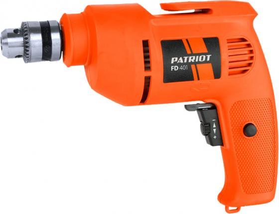 Дрель безударная Patriot FD 401 THE ONE 1275Вт патрон:быстрозажимной дальномер patriot lm 401