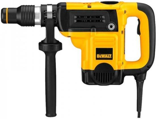 Отбойный молоток DeWALT D25820K 1150Вт 2740уд/мин 8Дж SDSMAX 5.8кг кейс