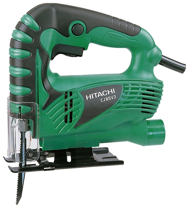 Лобзик Hitachi CJ65V3 greenty подгузники greenty 5 13 кг 32 шт