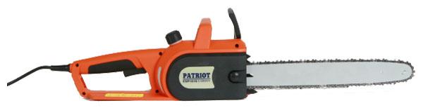 Цепная пила Patriot ESP1816 цепная пила patriot es2216 2200вт