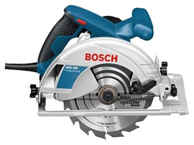 Циркулярная пила Bosch GKS 190 skil 5665la циркулярная пила