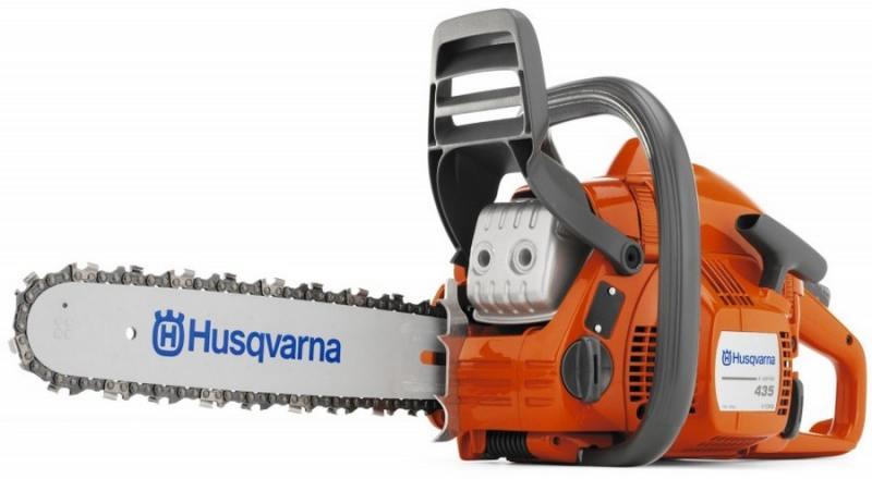 Бензопила Husqvarna 435-15 1600Вт бензопила husqvarna 435 9671554 45